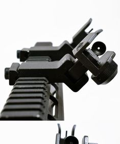Tactical 45 Degree Offset  Folding Iron Sight