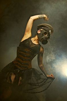Toxic Tango by *PhilosophyFetish on deviantART