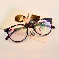 Retro Transparent Glasses Frame Men Women Eyeglasses Frames Nerd Optical Spectacles Myopia Round Vintage Anti UV Eyewear. Yesterday's price: US $5.92 (4.88 EUR). Today's price: US $2.78 (2.29 EUR). Discount: 53%.