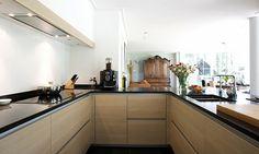 SANTOS kitchen. Line_E - Keukenarchitectuur Midden Brabant |