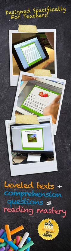 MobyMax Reading Skills is a FREE Curriculum for K-8 Schools that helps students critically analyze complex informational texts. Students learn how to explain key ideas and details, understand the structure of informational texts, integrate knowledge and ideas, and use evidence to support points. MobyMax is specifically designed for teachers.