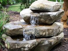 Boulder Fountains we have been making and selling our boulder fountains for over 15 years. We now ship our fountains & water features nationwide.