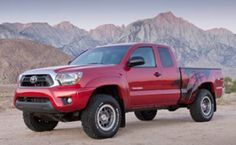 NEW 2013 Tacoma Access Cab 4 Cylinder 2WD Automatic Model 7114  MSRP $24,596 Stock # 3071300  Options: Star Safety System, Convenience Pkg, Cruise Control, Pwr Mirrors, Remote Keyless Entry, Sliding Rear Window w/Privacy Glass, Carpeted Floor Mats, Steering Wheel w/Audio Controls, ABS & More  39 mo lease w/12K mi/yr Tier1 credit rating of 740+ $279/mo + tax Appt (888)553-1247 http://toyotaofhollywood.com/No-Money-Down.aspx