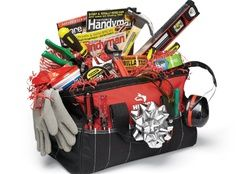 Do it Yourself Home Improvement: Home Repair Diy… Fix it yourself… handyman projects to fix issues that pop up in your home! Raffle Baskets, Diy Gift Baskets, Fundraiser Baskets, Diy Christmas Gifts, Holiday Gifts, Christmas Boxes, Holiday Foods, Christmas Birthday, Gifts For Family