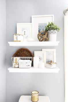 Target Floating Shelves Beauteous Threshold Shelves  Target  White Floating Shelves  Bbg Nursery Decorating Design