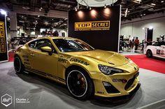 Top Secret GT 86