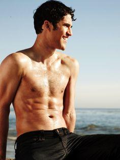 Darren Criss. So Yummy