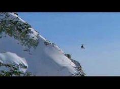 Ingrid Backstrom shredding in the movie Steep