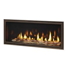 The Echelon II Direct Vent Linear Gas Fireplace adds warmth and a contemporary flair to your living space. Runs on Natural Gas. Direct Vent Gas Fireplace, Vented Gas Fireplace, Wall Mount Electric Fireplace, Home Fireplace, Fireplace Inserts, Living Room With Fireplace, Fireplace Design, Gas Fireplaces, Indoor Fireplaces