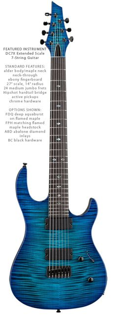 Carvin Djent Guitar, Fender Guitars, Electric Guitars, Staging, Take That, Musical Instruments, Drums, Bass, Instruments
