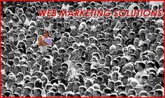 Visibilità sul WEB per fare TUTTO La Visibilità permanente è il DNA dell'esistenza sul web perchè solo chi è trovato subito, ESISTE  e può fare tutto: Offerte, Promozioni, Pubblicità, presentazione di Novità, Informare per fidelizzare. La Visibilità permanente sul web è la base per sviluppare i propri affari, essendo subito trovati e contattati da chi cerca quello che si può offrire, si può realizzare la comunicazione partecipata.  Esci dall'ombra con Web Marketing Solution