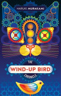Re-Covered Books Contest: 'The Wind-Up Bird Chronicle' by Haruki Murakami