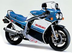 GSXR 750 1986