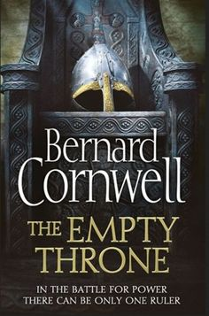 The Empty Throne by Bernard Cornwell this is 6th in series !?!?! if it weren't for goodReads, well, this miserable hermit would be BEYOND Insufferable Wretch stage by now. **groan**