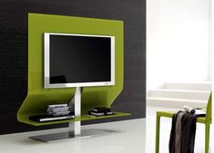 This Minimalist modern TV stand is an original design that have visually stunning, making your home entertainment room and living room have a modern design with it. It is available in various types and colors, so you can choose the appropriate form and color to your interior decor. With a strong futuristic style, you will gain new experience with this modern TV stand.