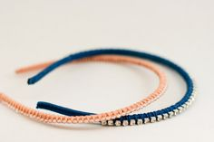 My daughter would love these diy dazzling headbands! Thanks, http://www.flaxandtwine.com!!!
