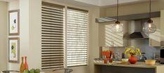 8 Beautiful Tips: Blinds Ideas For Kids blinds and curtains life.Modern Blinds Hunter Douglas outdoor blinds tips. Curtains With Blinds, Aluminum Blinds, Interior, Modern Blinds, Bamboo Blinds, Fabric Blinds, Metal Window Blinds, Living Room Blinds, Horizontal Blinds