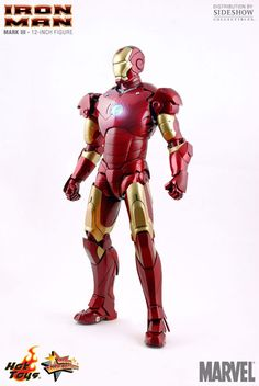 Sideshow Collectibles - Iron Man Mark III