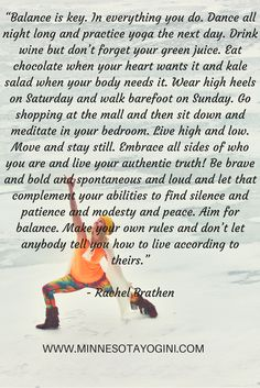 Calling all travelers, yogis, free spirits and gypsy souls - Here is a collection of beautiful to inspire you to live a life of fun and freedom!  Including this wonderful Quote from yoga teacher, Rachel Brathen