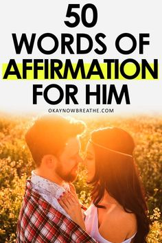 Emotional intimacy in marriage - Whether you're looking for compliments for your boyfriend, husband, or just him, here are 50 words of affirmation for him that every man needs to hear. Message For Husband, Love Message For Him, Message For Boyfriend, Boyfriend Quotes, Love Quotes For Him, Encouraging Words For Boyfriend, Compliments For Boyfriend, Things To Do With Your Boyfriend, Intimacy In Marriage