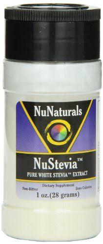 NuNaturals Nustevia  Pure White Stevia Extract , 1-Ounce Nunaturals,http://www.amazon.com/dp/B0019LPM0C/ref=cm_sw_r_pi_dp_rBfltb1G6JV40TT6