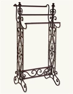 Victorian Towel Rack from Victorian Trading Co.