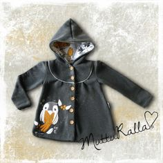 Muttur: Sweatshirt little girl Sewing For Kids, Baby Sewing, Sew Baby, Inspiration For Kids, Toddler Fashion, Hoodies, Sweatshirts, Little Girls, Baby Kids