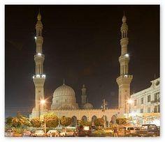 El-Said El-Badawi Mosque, Tanta. http://www.nilesun.com/