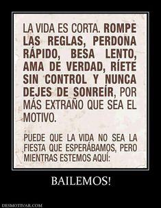 #frases #citas #bailemos