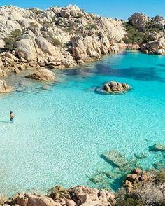 Cala Coticcio, #Sardegna ☀️ Luigi Farina