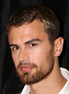 Theo James Sexy Stares Pictures | 14 Theo James Stares So Sexy, You Might Have to Look Away | POPSUGAR Celebrity Photo 13