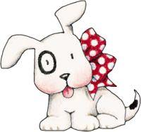 it moves ! Cute Clipart, Mary Engelbreit, Gif Animé, Cute Art, Illustrators, Cute Pictures, Dog Cat, Cute Animals, Cartoon