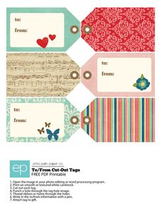 Beautiful-Life-Tag-Printable-Image from Echo Park Free Printable Tags, Printable Designs, Free Printables, Echo Park Paper, Diy Crafts For Gifts, Paper Crafts, Banner, Card Tags, Cards