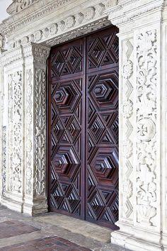 Portas - Igreja de São Francisco, Brazil