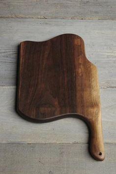 38. Black Walnut Cutting Board