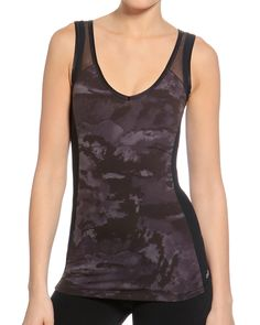 alo active wear PRINTED TANK