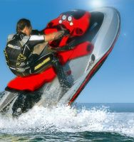 Jetskis and Boats for rent from our Marina - Call Capt Curtis!