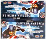 Get This Special Offer #7: Marvel Captain America Trading Cards 16-Pack Box (2011 Upper Deck)