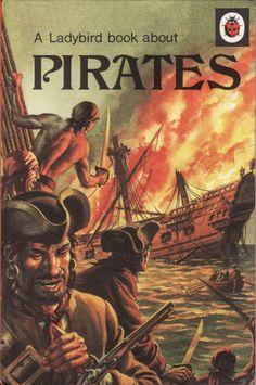 ladybird book Pirates