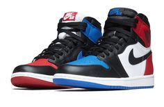 The Air Jordan 1 High Top 3 Caps Off November