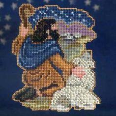 Benjamin Christmas Cross Stitch Kit Mill Hill - $5.99