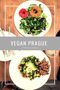 My favourite vegan and vegetarian spots in Prague #prague #vegan #vegetarian #foodguide #pragueguide #travel