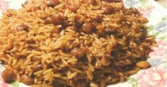 Peas and Rice is arguably the main dietary staple of Bahamians. Here in the Bahamas, we consume it on a daily basis; mainly at lunch a...