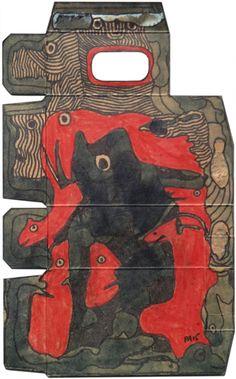 Eine weitere Zeichnung von Pierre Albasser