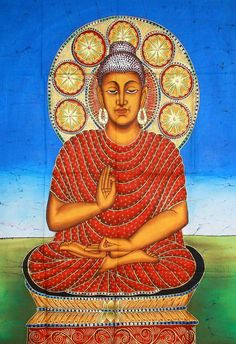 """""""There is nothing noble about being superior to some other man.  The true nobility is in being superior to your previous self.""""    ~ Hindu ProverbImage of: Gautam Buddha <3 lis"""