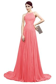 Dora Bridal Women Chiffon Long Prom Formal Evening Gowns -- Don't get left behind, see this great  product : Prom dresses