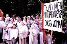 Työläiset nousevat vaatimaan oikeuksiaan!