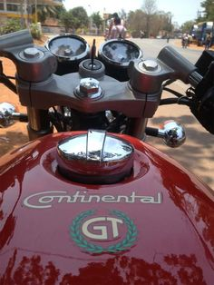 The Motorcycle Diaries: test-riding the new Royal Enfield Continental GT