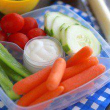 50 School Lunch Ideas {healthy