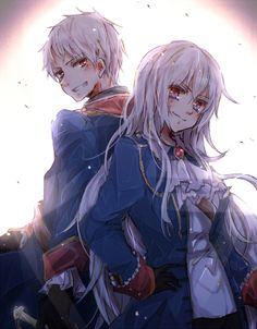 Prussia and Fem!Prussia
